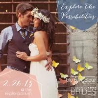 Blu Bungalow Wedding Venue Tours at the San Francisco Exploratorium on February 26, 2015.
