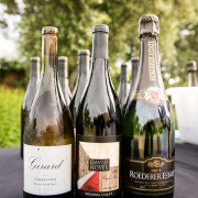 Wedding wines for a Sonoma destination wedding by Destination wedding planner Mango Muse Events