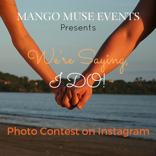 We're Saying I Do Photo Contest by Destination wedding planner Mango Muse Events