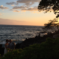 Destination Wedding Hawaii at the Mauna Kea Resort on Big Island