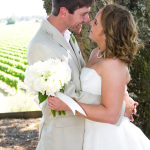 Wedding anniversary for couple married at destination wedding in Healdsburg by Jamie Chang destination wedding planner of Mango Muse Events.