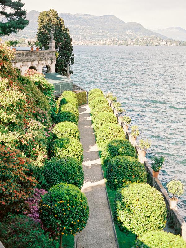 Lake Maggiore, destination wedding location in Italy.