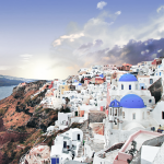 Have a destination wedding in Greece.