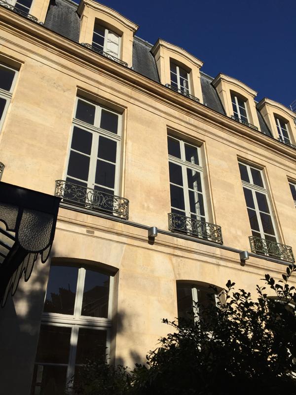 La Maison de Polytechniciens a destination wedding venue in Paris