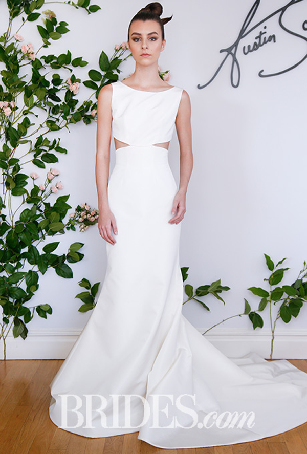 Wedding Dresses from Bridal Fashion Week