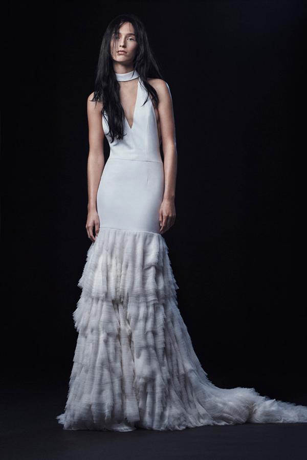 Vera Wang Alternative Wedding dress Fall 2016