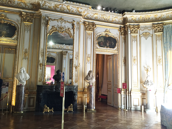 Jacquemart Andre museum grand salon reception room Paris wedding venue Destination wedding planner Mango Muse Events