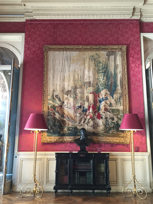 Jacquemart Andre museum music room art reception room Paris wedding venue Destination wedding planner Mango Muse Events