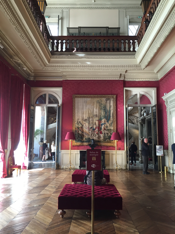 Jacquemart Andre museum music room reception room Paris wedding venue Destination wedding planner Mango Muse Events