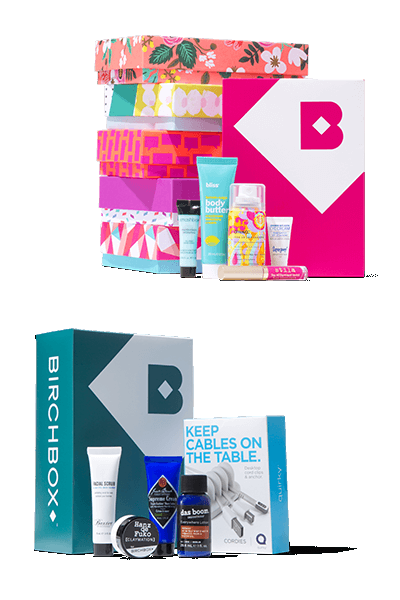 Birchbox Christmas gift idea by Jamie Chang of Mango Muse Events
