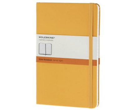 Moleskine Christmas gift idea by Jamie Chang of Mango Muse Events