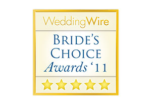 2011 Wedding Wire Bride's choice award winner Destination wedding planner Mango Muse Events