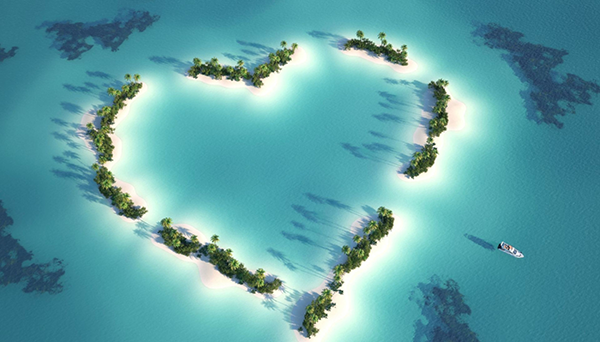 10 Beautiful Beach Destination Wedding Locations Lily Maldives Aerial