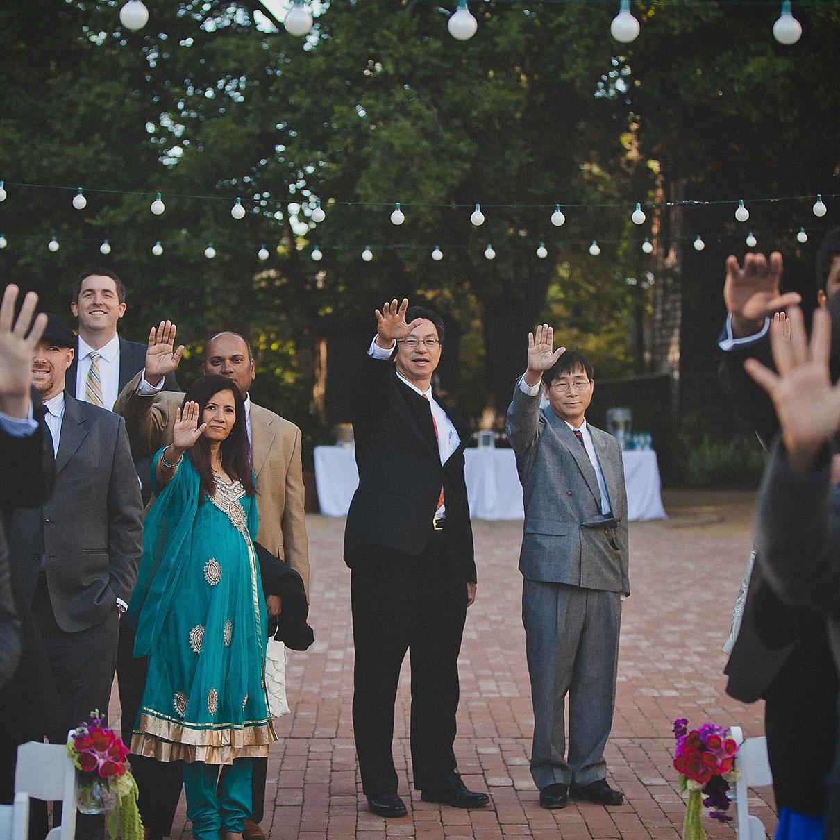 Wedding Wednesdays Q&A: Are Wedding Ceremony Ushers Necessary?