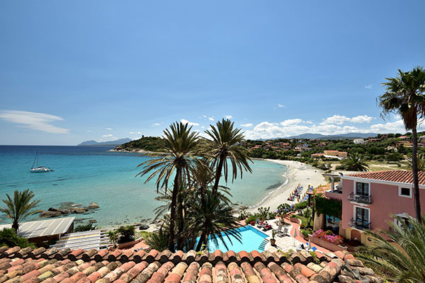 Hotel La Bitta in Sardinia, Italy one of eight Zika-free destinations shared by Destination wedding planner, Mango Muse Events