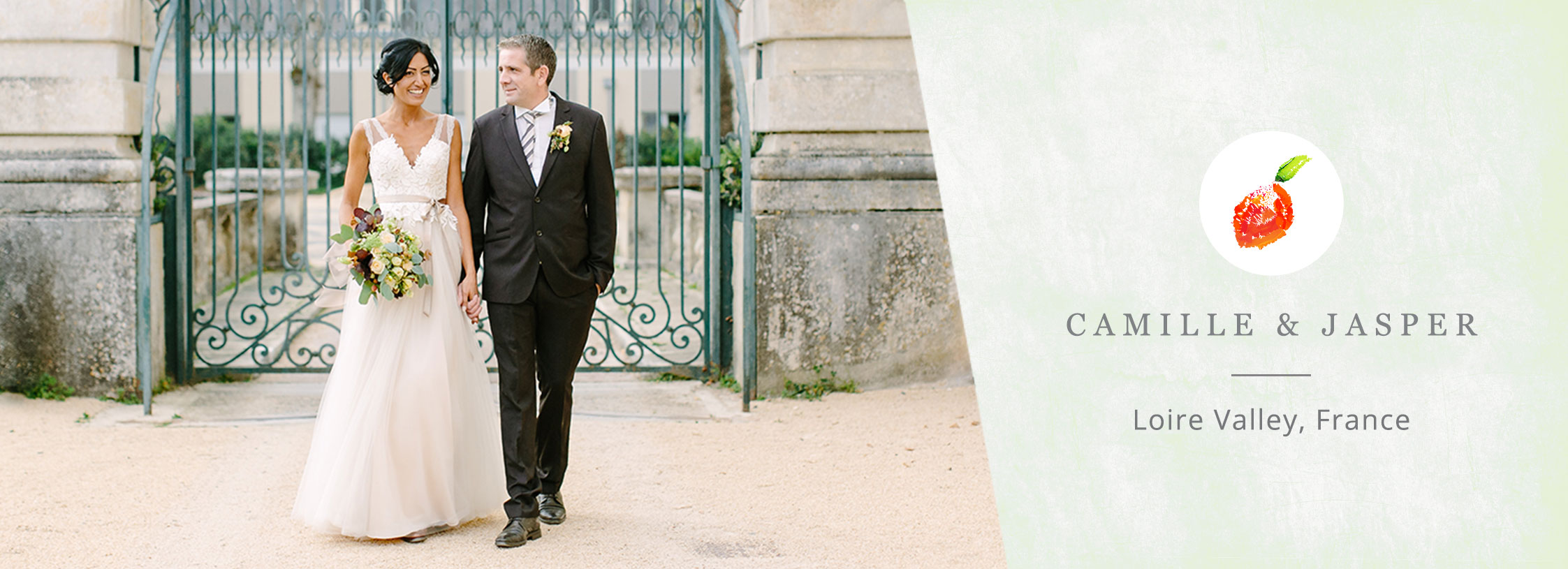 France chateau destination wedding by Destination wedding planner, Mango Muse Events