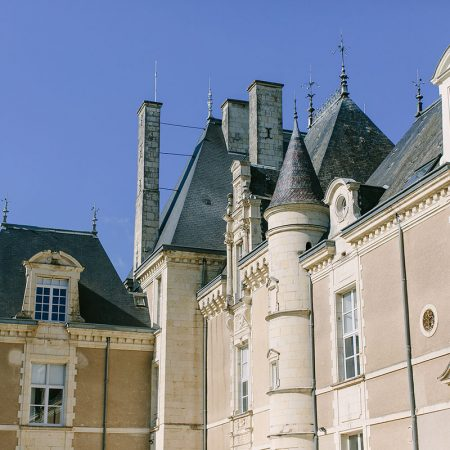 Chateau de Jalesnes wedding venue in Loire Valley