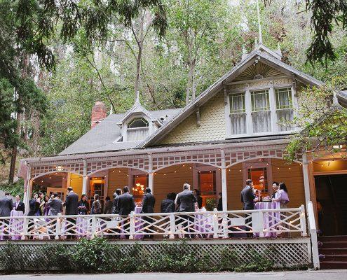 Stern grove wedding venue for a San Francisco destination wedding by Destination wedding planner Mango Muse Events