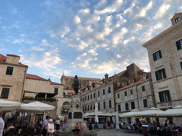 Dubrovnik plaza in Croatia destination wedding planner Mango Muse Events