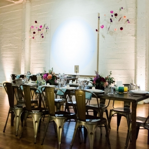 Modern art gallery wedding at Terra SF in San Francisco by Destination wedding planner Mango Muse Events