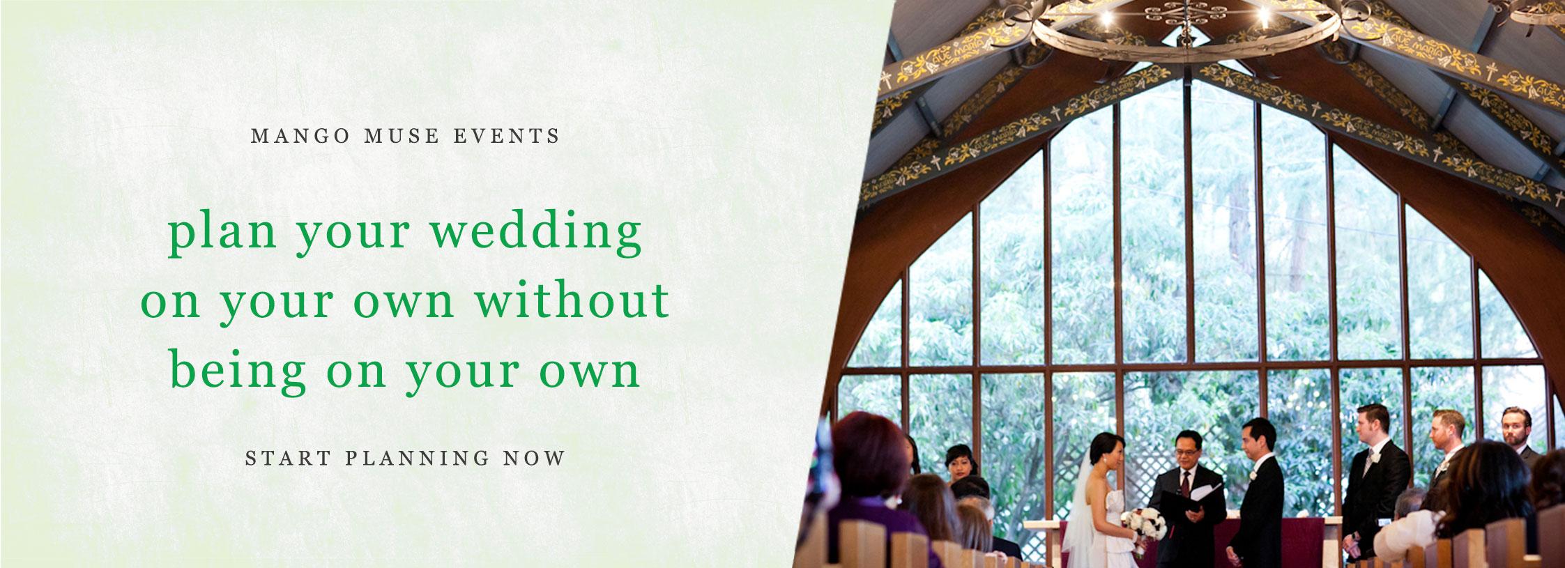 San Francisco chapel wedding by destination wedding planner Mango Muse Events creator of Passport to Joy, the online wedding planning course