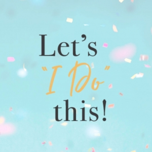 Let's I Do this! virtual weddings and social distance weddings by wedding planner Mango Muse Events